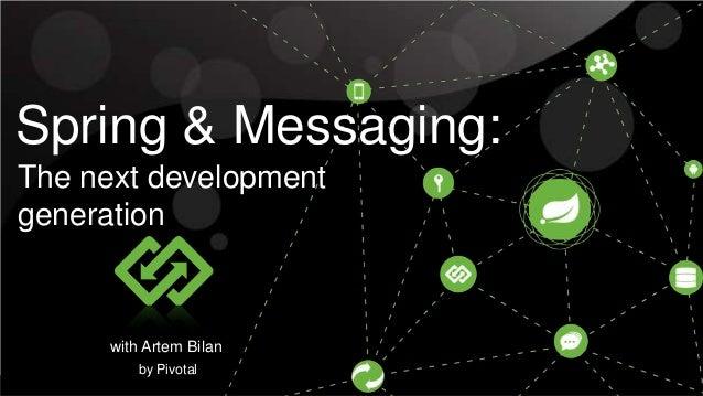 Spring & messaging