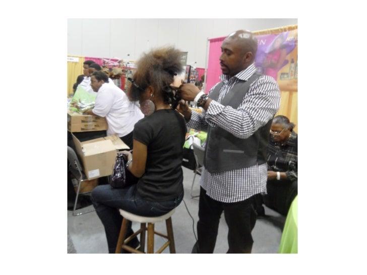 WORLD NATURAL HAIR SHOW SPRING 2012