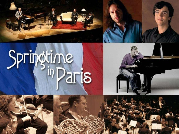 RSNO Springtime In Paris 2009