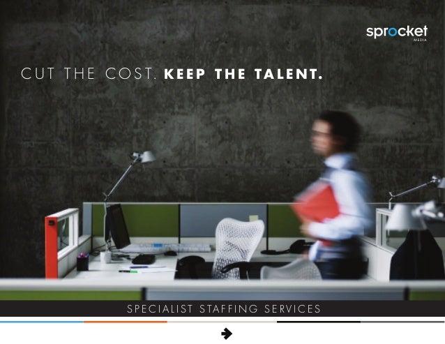 Sprocket Media Specialist Staffing Services eBook