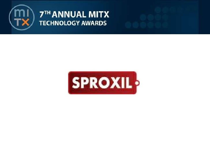 Sproxil finalist interview
