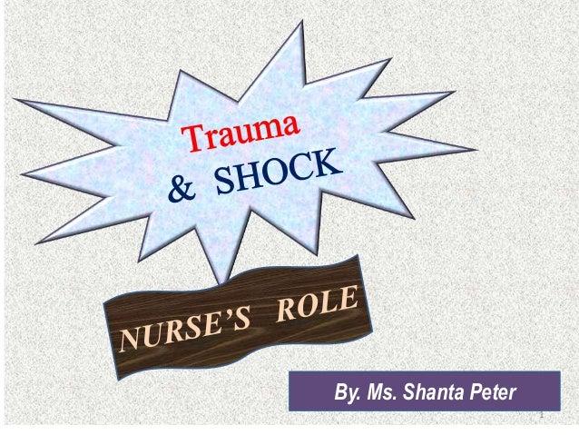how to become a shock trauma nurse
