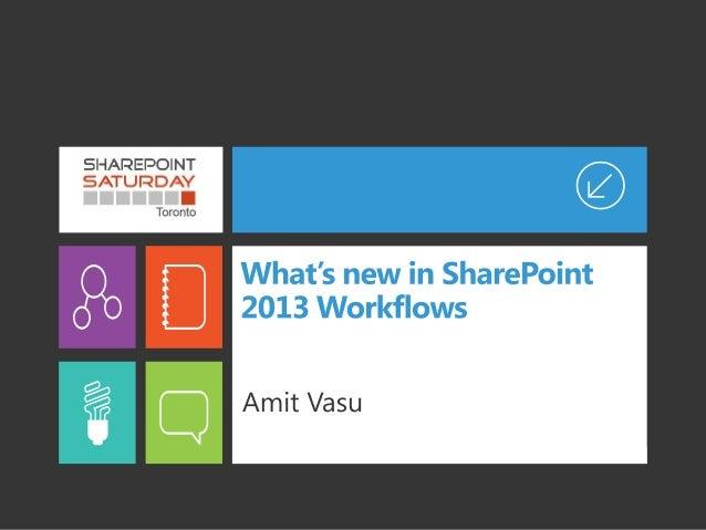 Spsto 2013 whats_newinworkflows_amitvasu.