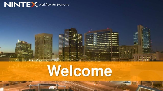 Nintex: Workflow for Everyone, Everywhere
