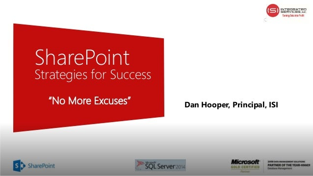 SharePoint Strategies for Success