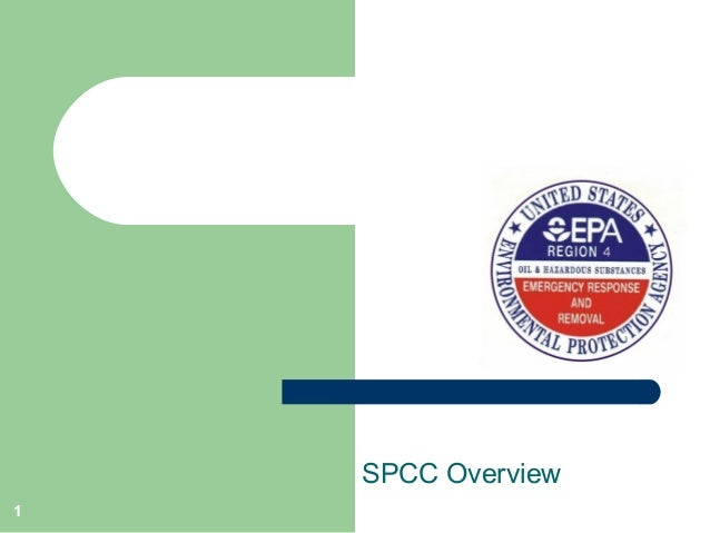 1SPCC Overview