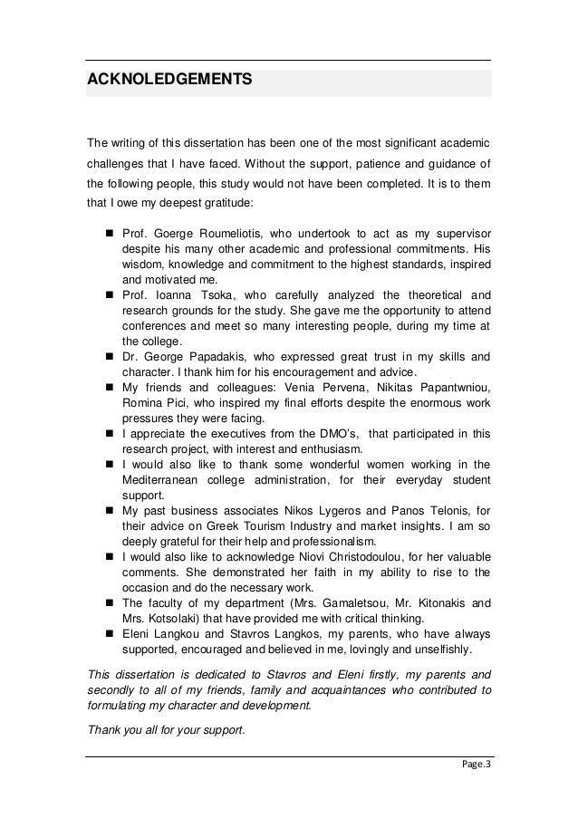 Most Significant Achievement Sample Essay