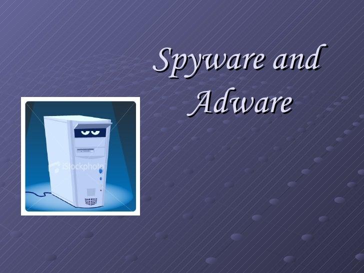 Spyware Adware1