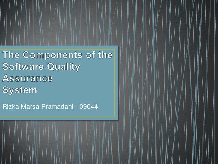 Rizka Marsa Pramadani - 09044