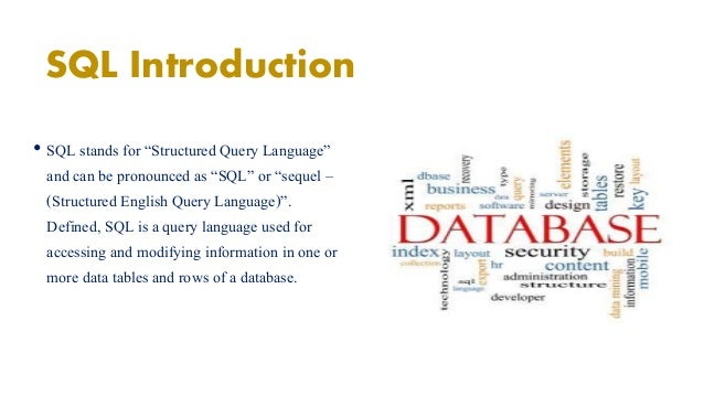 Sql query assignment