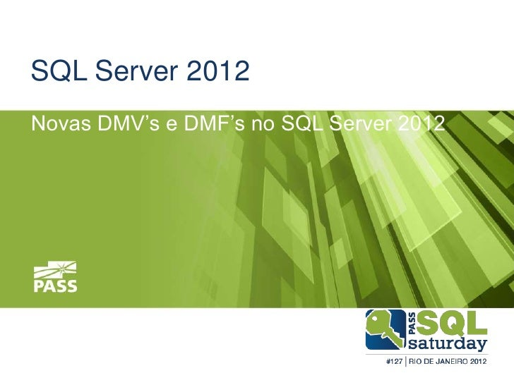 SQL Saturday 127