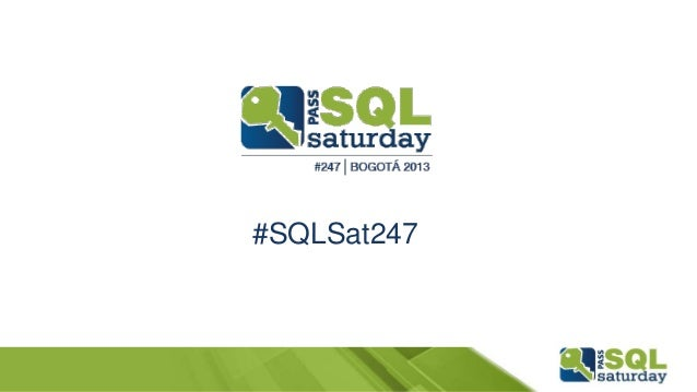 DAX SQL Server 2012 SQL Saturday
