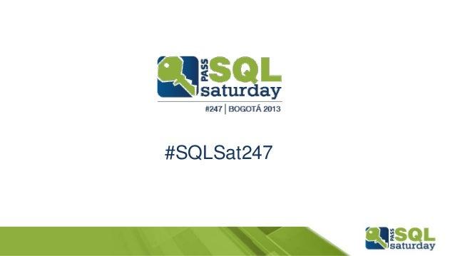 SQL Saturday Bogota - Big Data HDInsight Server