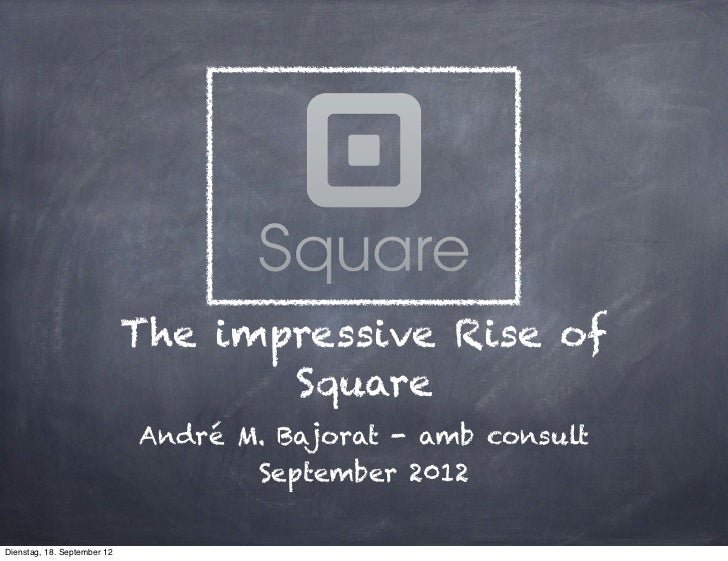 Square Numbers - Update September 12