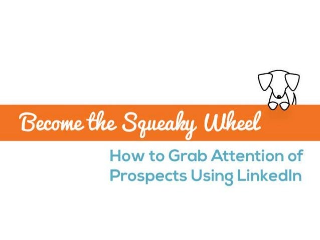 How to grab attention of prospects using LinkedIn