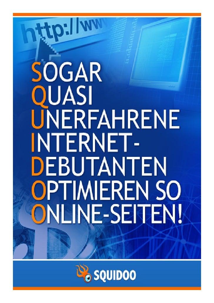 Mit freundlicher Empfehlung von  Benno Schmid-Wilhelm  http://www.profinetworking.com            http://www.squidoo.com/le...