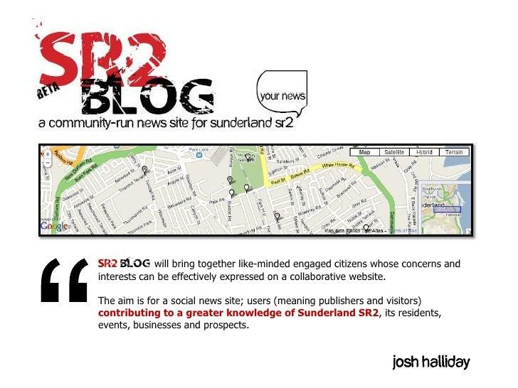 SR2 Blog - The concept of 'hyperlocal'