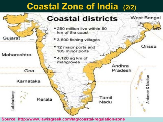 What the new Coastal Regulation Zone draft says, how it differs from the earlier version