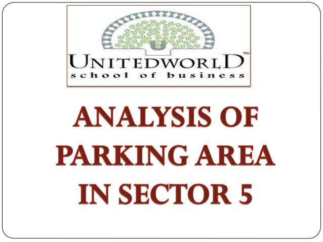 Presentation on Parking area in sector v, Kolkata