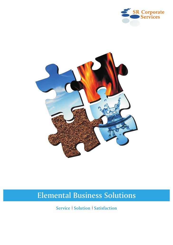 Elemental Business Solutions      Service Solution Satisfaction