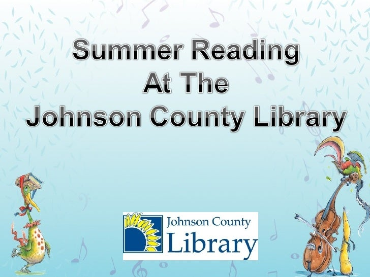Summer Reading Promo 2009