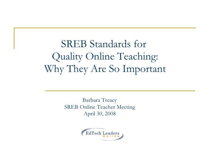 Sreb Online Teacher2 May2008
