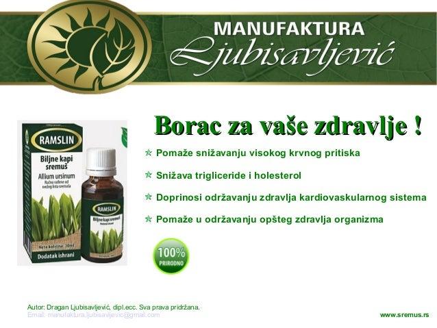 Autor: Dragan Ljubisavljević, dipl.ecc. Sva prava pridržana. Email: manufaktura.ljubisavljevic@gmail.com www.sremus.rs Bor...