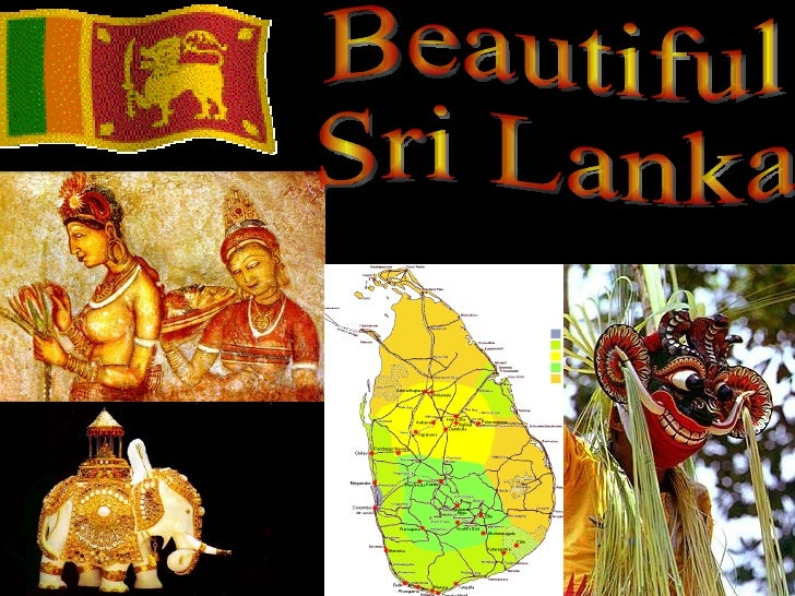 Beautiful  Sri Lanka