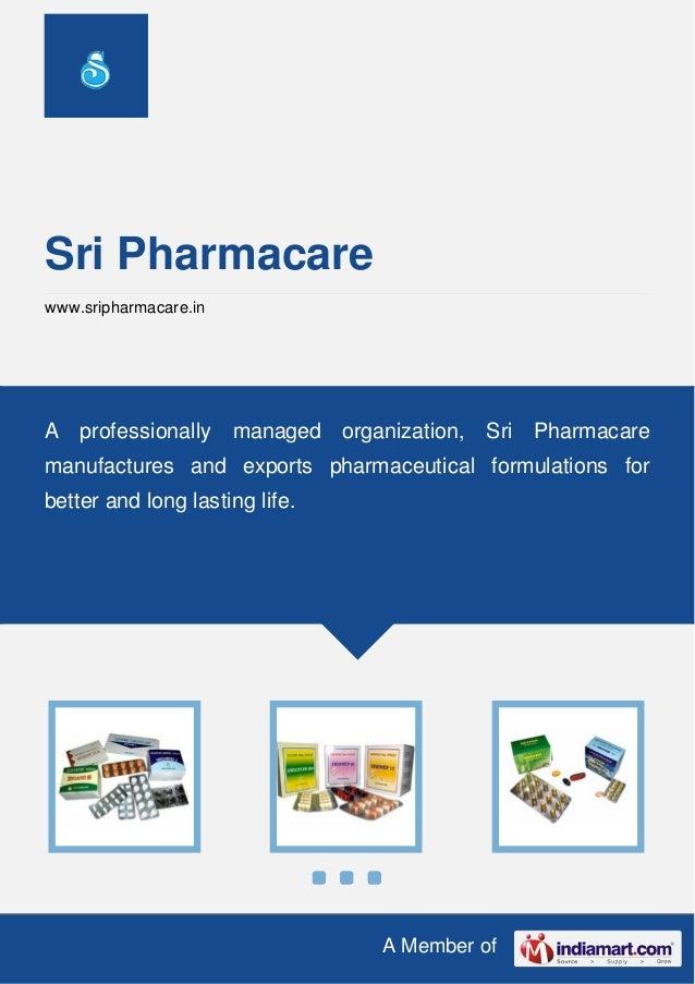 Sri pharmacare