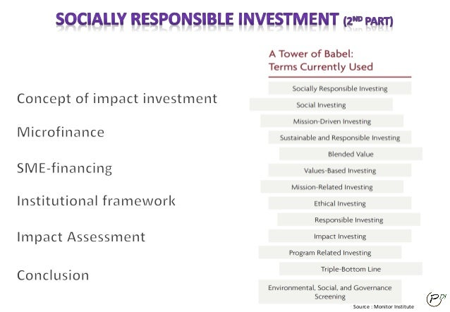 1 Microfinance Concept – Investment vehicules and framework – Microfinance in the field … Xavier Heude xh@peersdirectinves...
