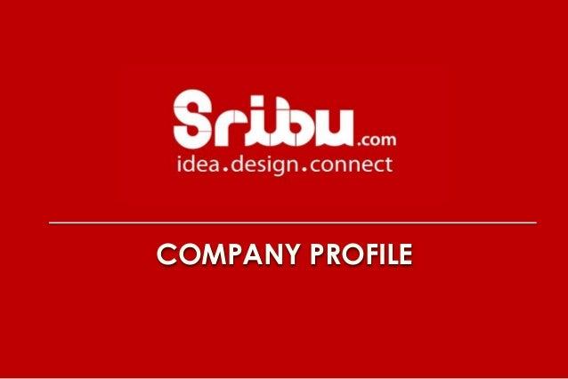 Sribu.com - Product Presentation