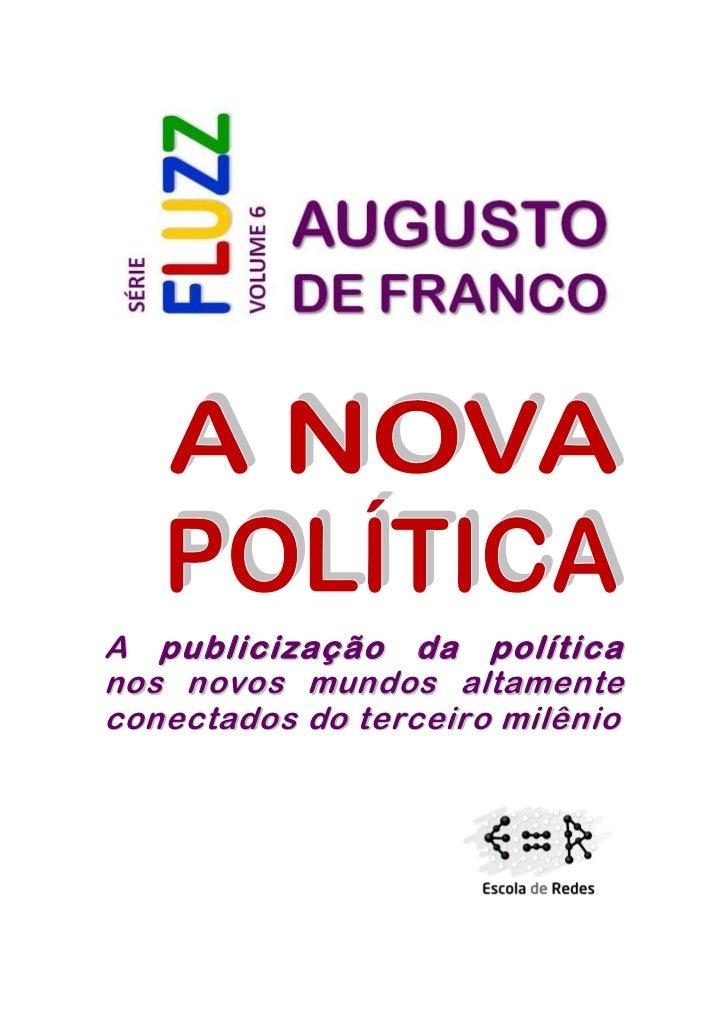 Série FLUZZ Volume 6 A NOVA POLÍTICA