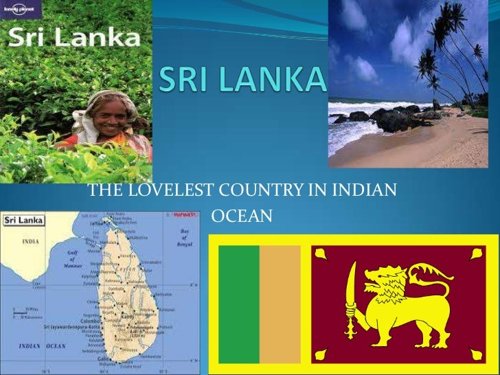 THE LOVELEST COUNTRY IN INDIAN            OCEAN