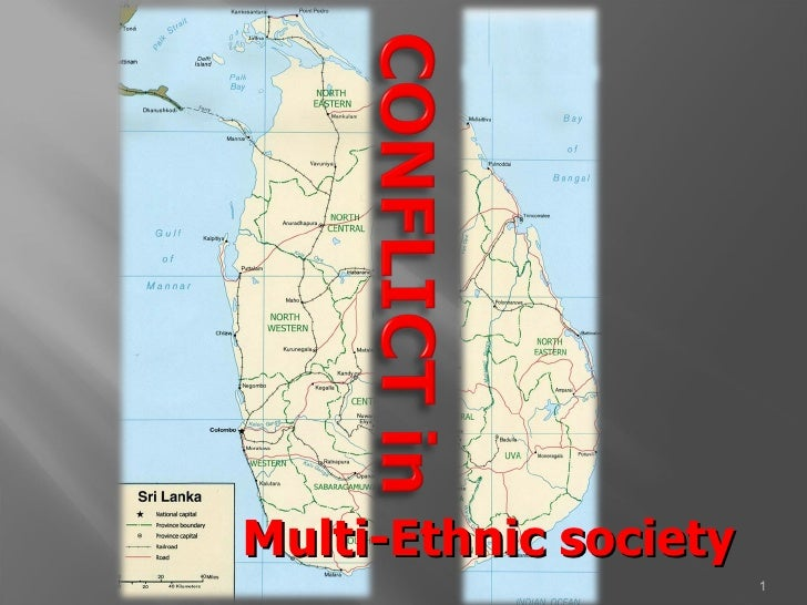 Multi-Ethnic society
