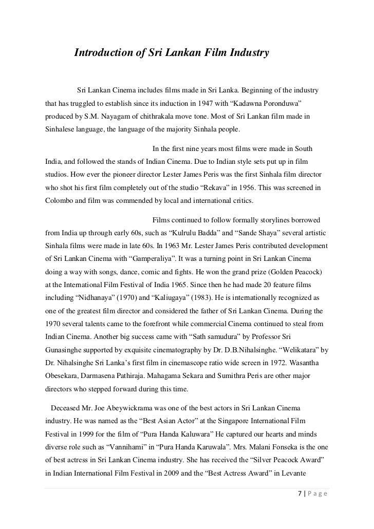 Essay about sri lanka for kids