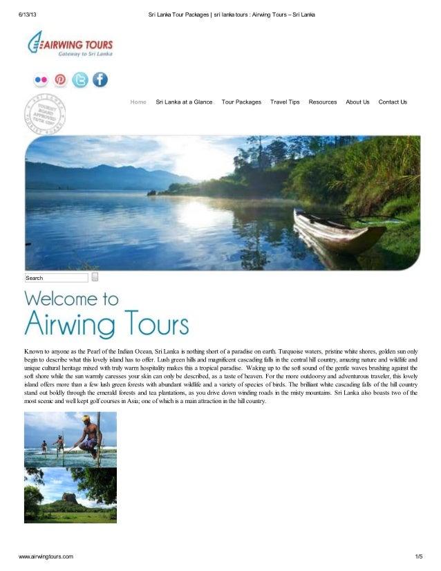 Sri lanka tour packages , sri lanka tours