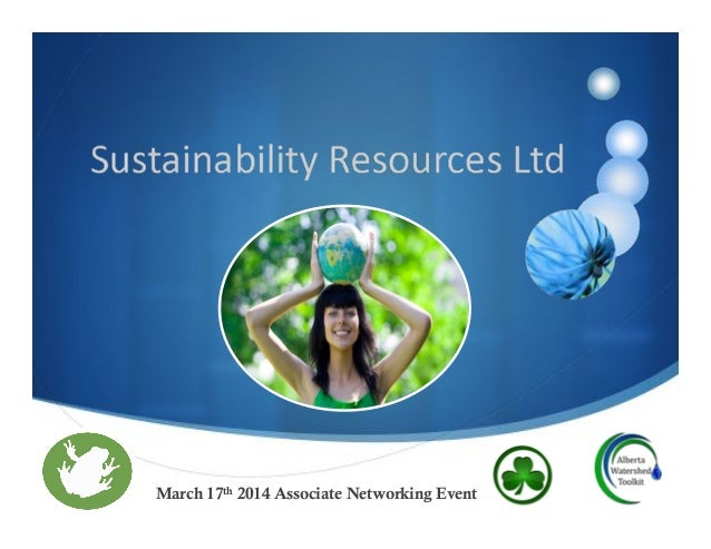 Sustainability Resources - Alberta's Solution Provider