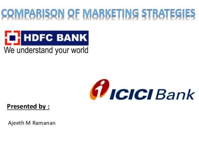 hdfc vs icici bank