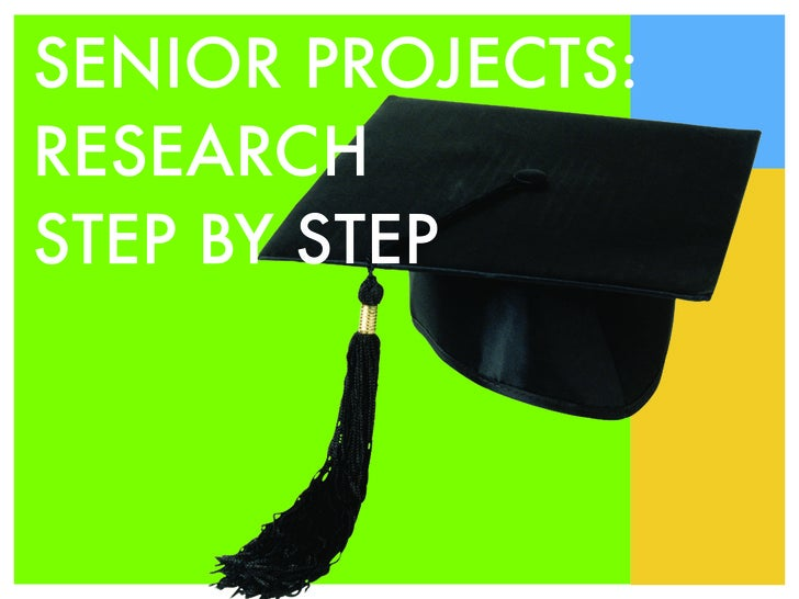 Oak Hill's Sr Projects Res Step By Step PPT#3