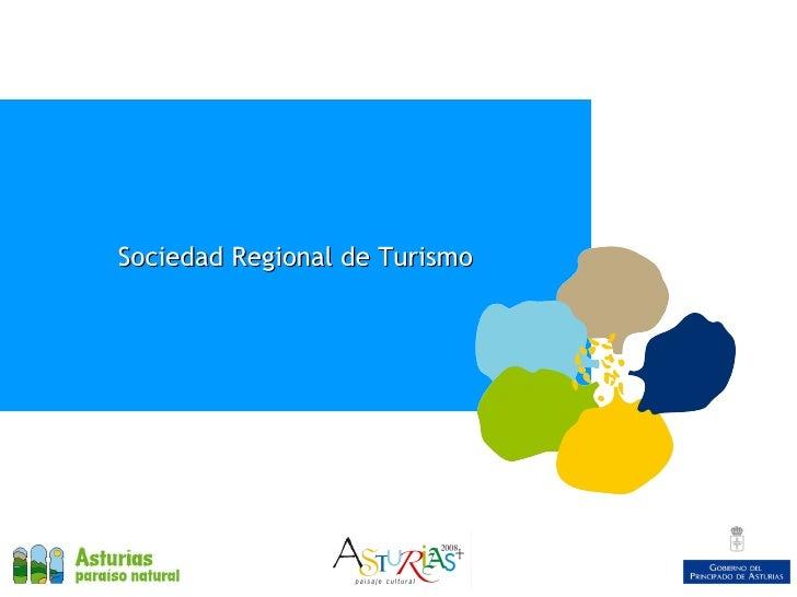 Sociedad Regional de Turismo