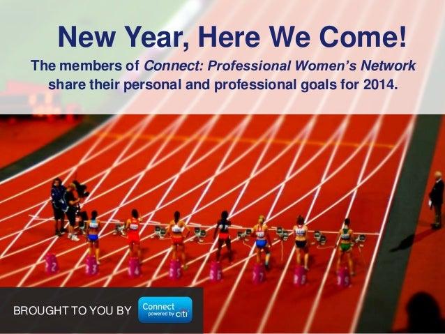 What Women Will Achieve in 2014