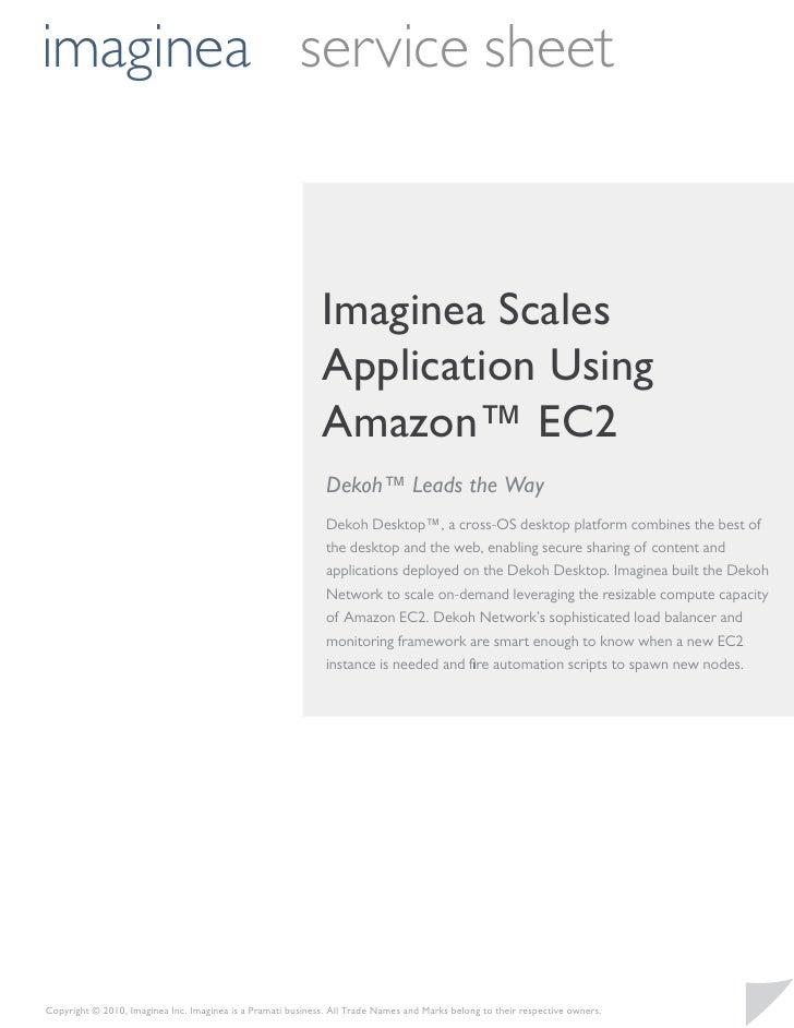 imaginea service sheet                                                             Imaginea Scales                        ...