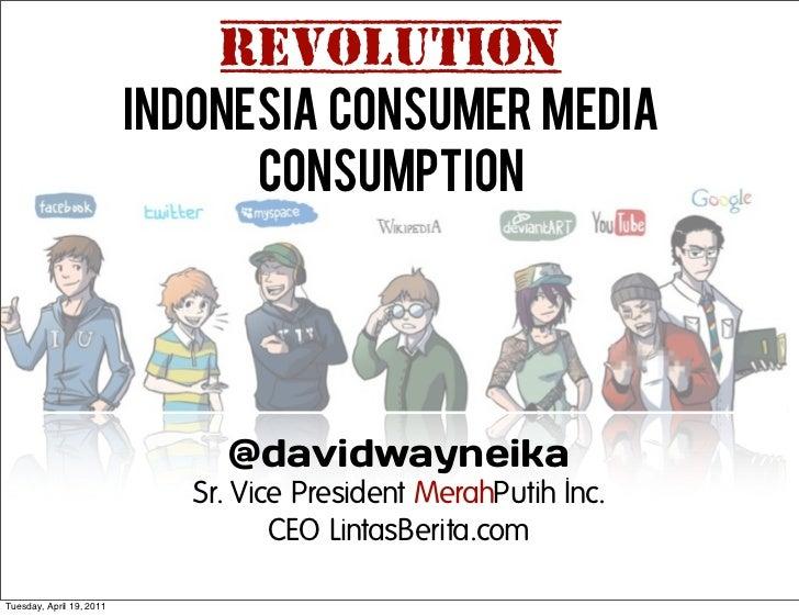 Revolution in Digital Media Consumption