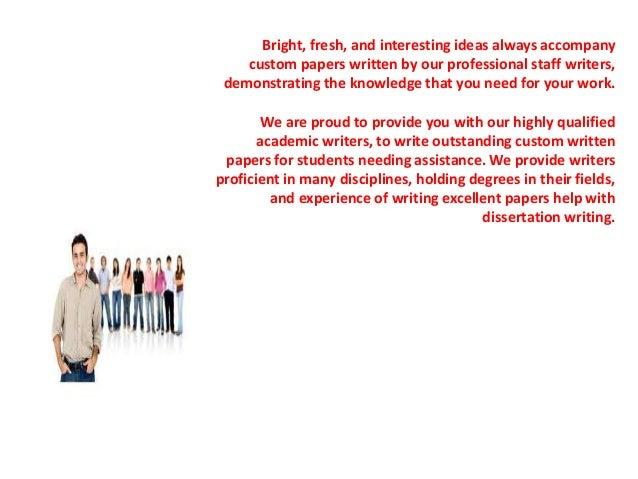 Best dissertation writing 3