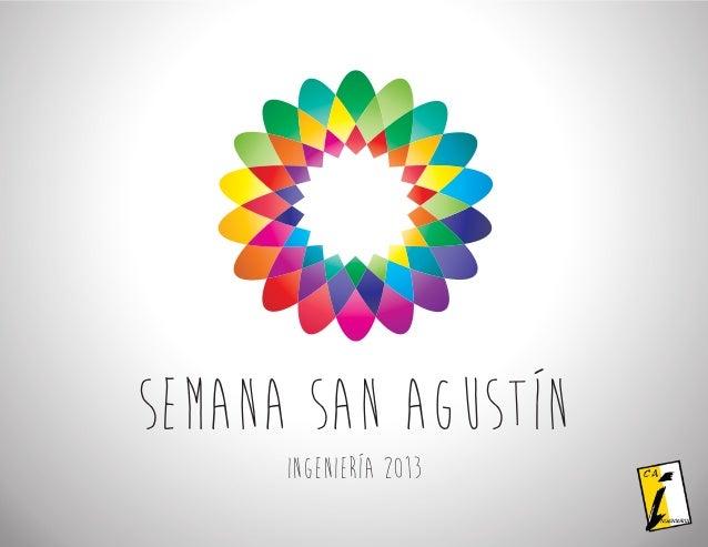 Semana San Agustín Ingeniería 2013