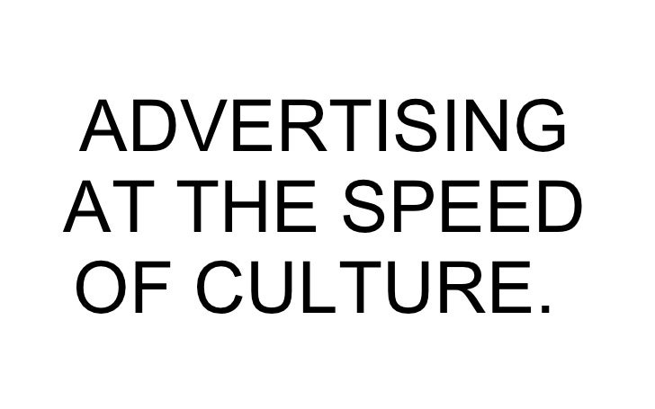 Ss advertising, new media and culture template