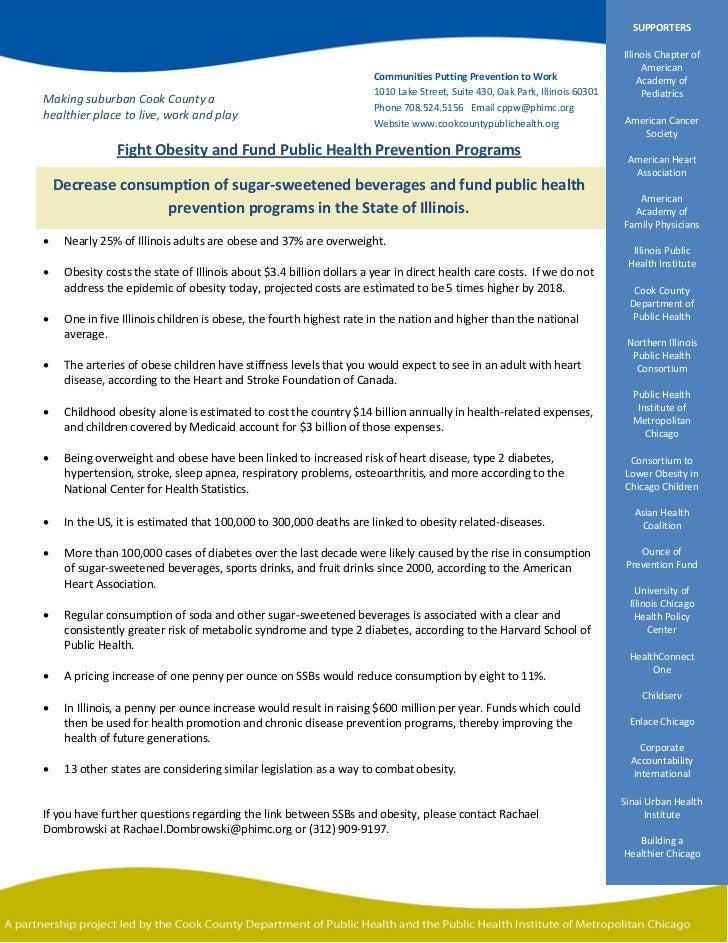CPPW Sugar Sweetened Bev fact sheet 5 9_11