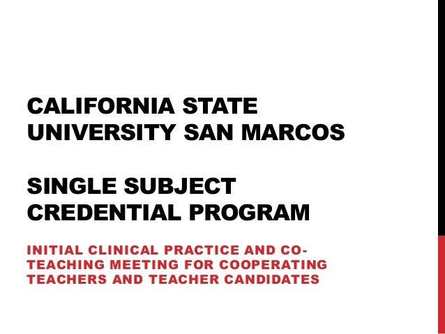 California Teaching Credential | Teacher.org