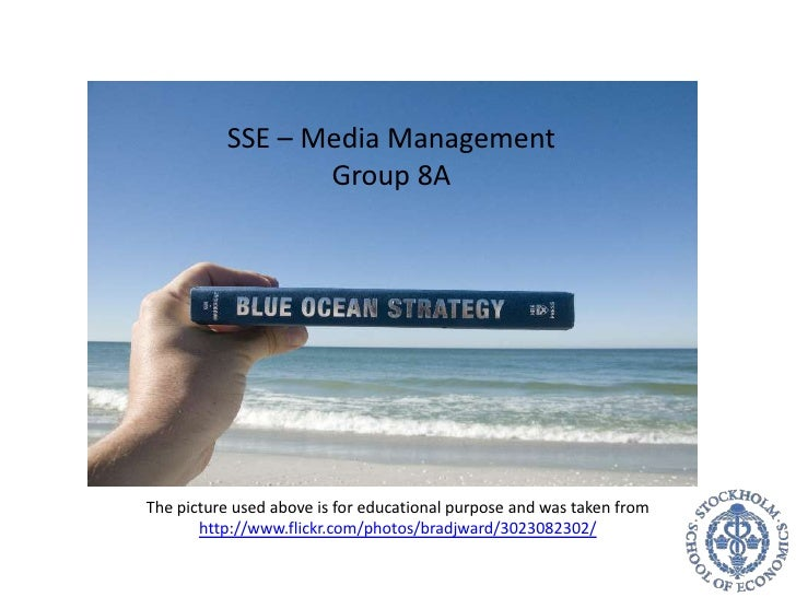 SSE – Media Management<br />Group 8A<br />The picture used above is for educational purpose and was taken from  http://www...