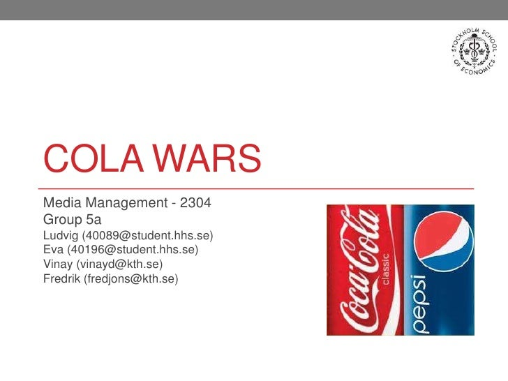 Sse cola wars_group5a_2011